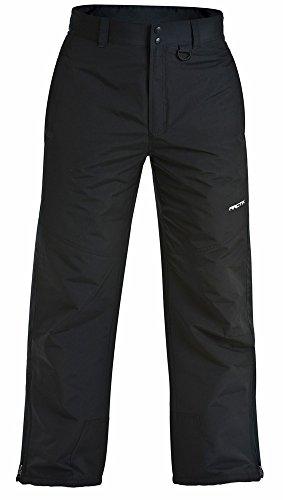 Arctix Men's Snow Pants, Black, Large/Tall