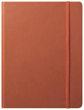Cool Journal: Terracotta, Large 10 pcs sku# 1796341MA by Unknown