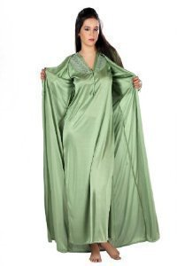 Lucy Secret 1 piece of full length sleeveless night