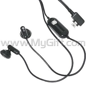 LG CU515 OEM Stereo Earbud Handsfree Headset with Answer/ End Button (Lg Shine Cu720)