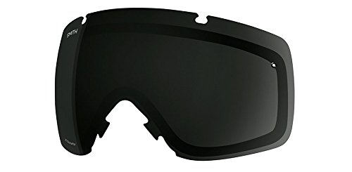 Smith I/O Replacement Lens - ChromaPop I/OX / Sun Black 12% - Lenses Smith Replacement Optics
