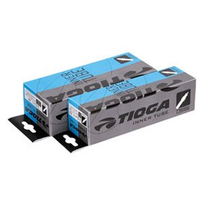 タイオガ ロード用 仏式バルブ インナーチューブ 700×28-32C