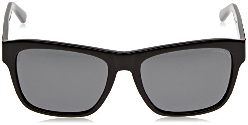 Burberry Men s BE4194 Sunglasses Black Gray 58mm - Import It All 3fa27e8ca29d1