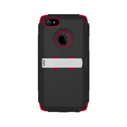 Trident Case KRAKEN AMS for iPhone 5 - Retail Packaging - Red