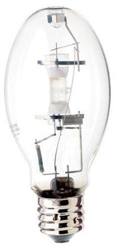 Satco S5832 4200K 100-Watt Clear Universal Mount Mogul Base ED28 Metal Halide Lamp