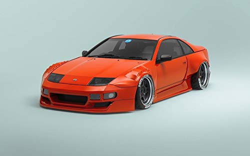 - Nissan 300ZX 1990-1996 11 Piece Polyurethane Wide Full Body Kit (2+2 or 2+0) manufactured by KBD Body Kits. Extremely Durable, Easy Installation, Guaranteed Fitment and Made in the USA!