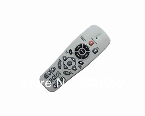 Calvas Universal Replacement Remote Controller Fit For Mitsubishi HC8000D LVP-XL1U HC9000D LVP-X80U 3LCD Projector by GIMAX