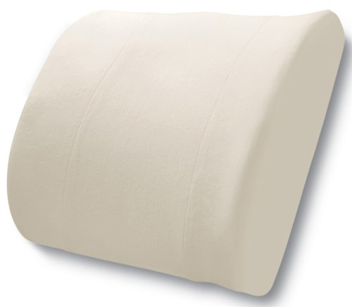 - HoMedics Ortho Therapy Pillow, Memory Foam Lumbar Support