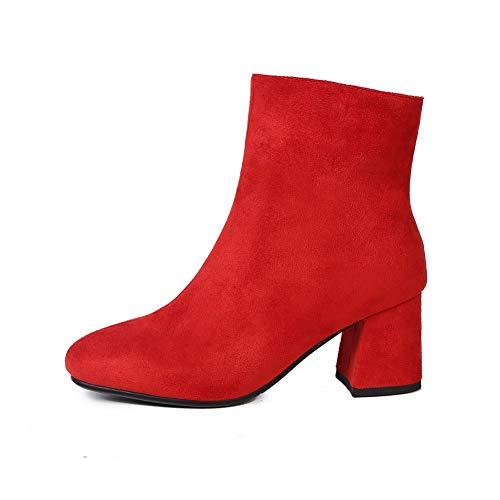 1to9 Con Cuña Sandalias Mujer Red Mns03198 rqwEgYr