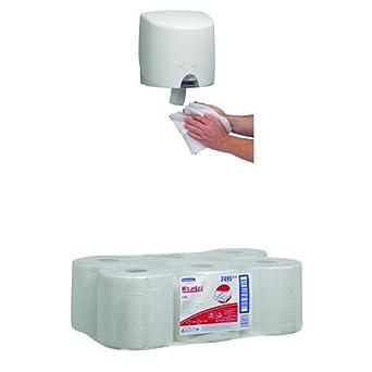 Wypall 7995Â Starter Pack, Plastic, Airflex Centrefeed Y Recambio: Amazon.es: Industria, empresas y ciencia