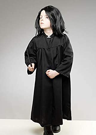 Magic Box Disfraz de Profesor Snape Style para niños Medium (5 ...
