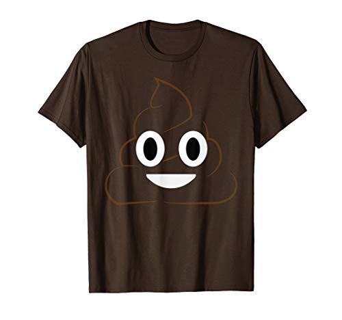 Pile Of Poop Halloween Costume (Pile of Poop Smiling Poo Emojis Emoticon Halloween Costume)