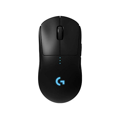 Logitech G Pro Wireless Gaming Mouse with Esports Grade Performance (Renewed)