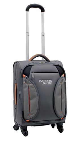 westjet-feather-lite-lightweight-luggage-carry-on-spinner