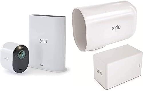 Caméra Ultra 4K Hdr Avec Station D'Acceuil et Batterie Additionnelle Et Sa...