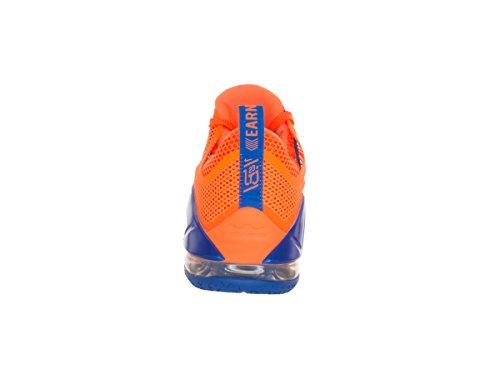 s Bright ttl Blue Orange Citrus Low Men Basketball Orng Wht XII sr White Lebron Nike Shoes 5UqvwW