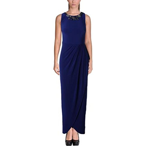 Jersey Evening Gown - 8