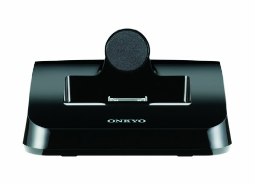 Interactive Dock (Onkyo DS-A4 Remote Interactive Dock for iPod/iPhone (Black) (Discontinued by Manufacturer))