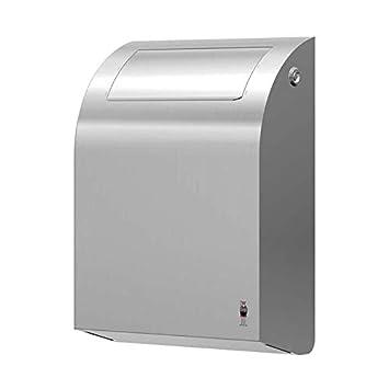 Dan Dryer Mini de papelera/Higiene Caja de acero inoxidable ...