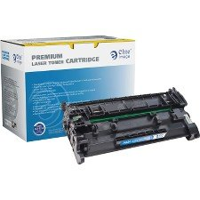 Elite Image Toner Cartridge - Alternative for HP 26A - Black - Laser - 3100 Pages - 1 Each