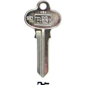 Segal House Key