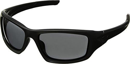 Oakley  Men's Valve Matte Carbon/Black Iridium One Size Best Oakley Sunglasses