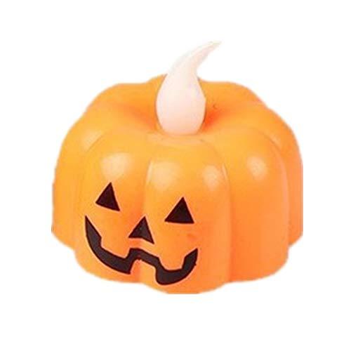 Pumpkin Decor - Halloween Night Light, Pumpkin Smiley Night Light, Suitable For Holiday Decorations, Party Arrangements, Makeup Evenings, Make The Atmosphere Better, Etc. ( PATTERN : Pumpkin smiley ) -