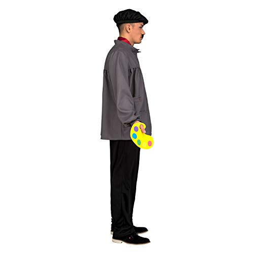 My Other Me Me Me Me- Pintor I Love Jobs Disfraz, Multicolor, M/L ...