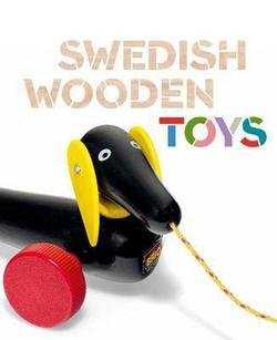 Swedish Wooden Toys (Paperback)--by Amy F. Ogata [2014 Edition]