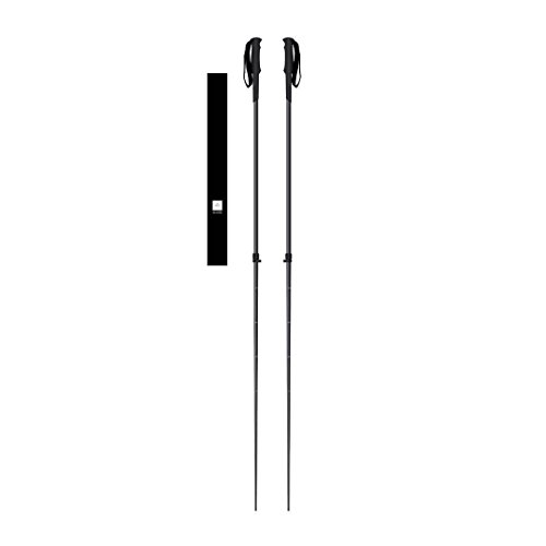 Faction Prime Touring Ski Pole One Size Black/Gold by Faction