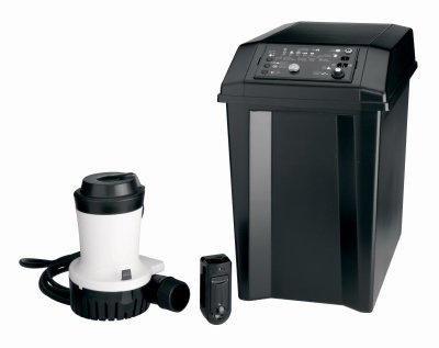 PENTAIR WATER FPDC30 12V Emergency Sump Pump Battery Backup System