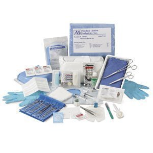 LACERATION TRAY (TR) by Medical Action