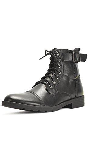 a TURGO Shoes Punte Reservoir Nero Nero Rotonde Stivali qfExwF