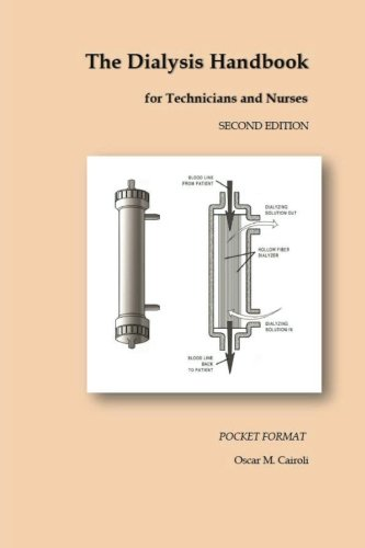 The Dialysis Handbook for Technicians and Nurses: Pocket Format