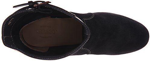 Nell Boot Suede Ankle Women's Sebago Black Y5q4wp