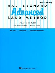 (Hal Leonard Advanced Band Method - Basses (Tuba))