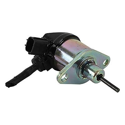 DB Electrical FSS0014 Fuel Solenoid, Gray: Garden & Outdoor