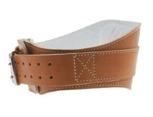 Schiek Original 6 inch Leather Support Belt - L by Schiek