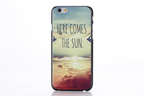 Thematys Here Comes Sun Design harte Schutzhülle für Apple iPhone 6 Plus