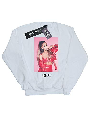Cult Grande Blanco Camisa Entrenamiento Ariana Absolute Red Mujer De Jacket OAZ4wx