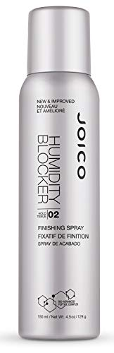 Joico Humidity Blocker Finishing Hair Spray, 4.5 Ounce
