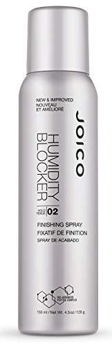 Joico Humidity Blocker Finishing Hair Spray, 4.5 Ounce (Best Anti Humidity Spray)