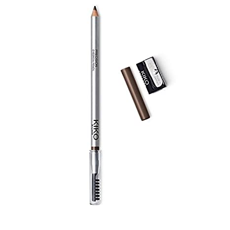 KIKO MILANO – Precision Eyebrow Pencil 03 Eyebrow pencil with micro-precision hard formula and separator comb