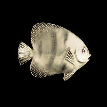 Brass Tropical Fish Door Knocker