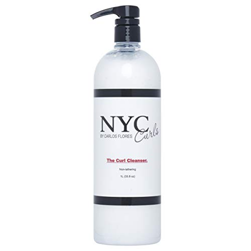 Cleanser Curl - NYC Curls The Curl Cleanser. (1 liter / 33.8 oz)
