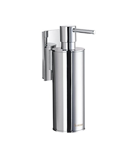 Smedbo SME ZK370 Soap Dispenser Wallmount, Polished Chrome,