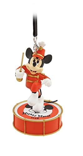 Musical Treasures Figurine - Disney Parks Mickey Mouse Club Figurine 3D Ornament