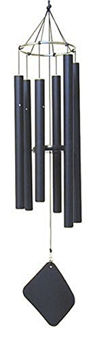 Music of the Spheres - Japanese Mezzo, Handcrafted, Precision Tuned, Weather-Resistant, Wind Chime, 38