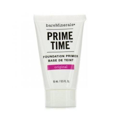 bareMinerals PRIME TIME Foundation Primer Original, .5 Fl. oz (DLX Travel Size) NEW! by Bare Escentuals