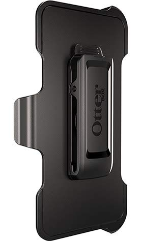(OtterBox Defender iPhone 6 / 6S - Holster Only - Black, Holster Only - Certified Refurbished)